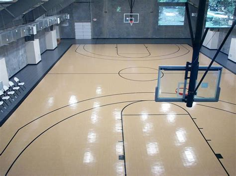 how to build a basketball court in your backyard indoor basketball court a t h l e t i c pinterest