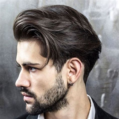 modern sideburn length how to trim your sideburns