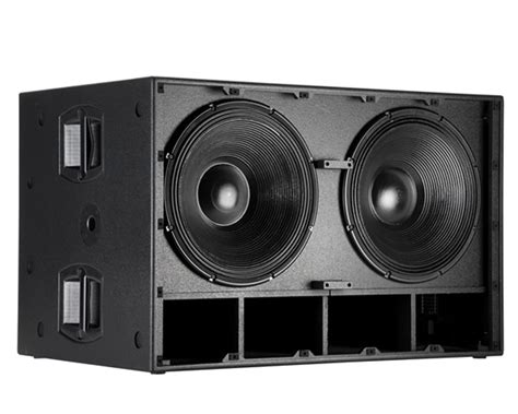rcf sub 8006 as 18 inch bass reflex active subwoofer a c audio speakers active rcf