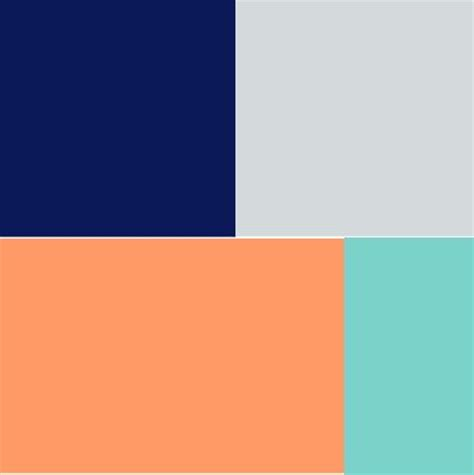 peach color schemes color schemes teal and peaches on pinterest