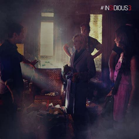 insidious movie behind scenes first look behind the scenes photos from the set of