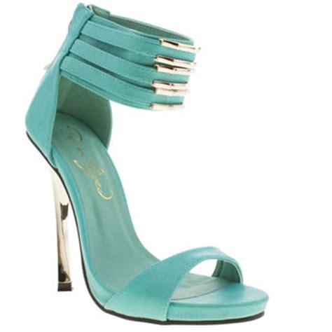 Heegheels Privileged s turquoise privileged maddie high heels schuh