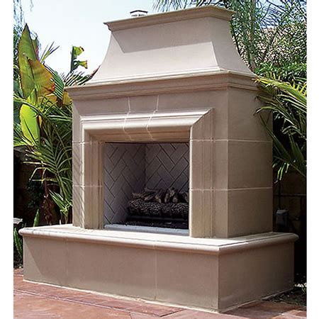 Outdoor Ventless Fireplace by American Fyre Designs Reduced Cordova Ventless Outdoor