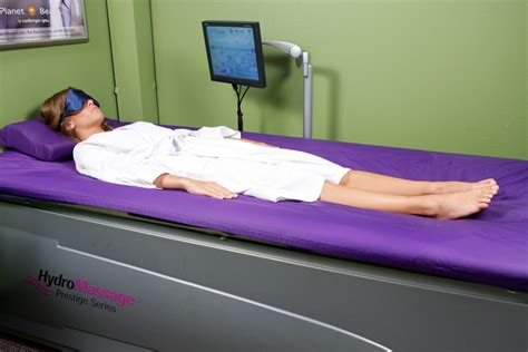 hydro massage bed hydromassage everfit studioeverfit studio