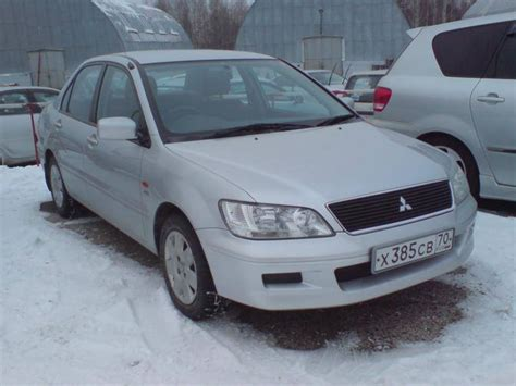 mitsubishi lancer cedia 2001 mitsubishi carisma pictures posters news and videos on