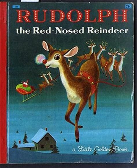brewdolph the hop nosed reindeer books rudolph the nosed reindeer by barbara shook hazen