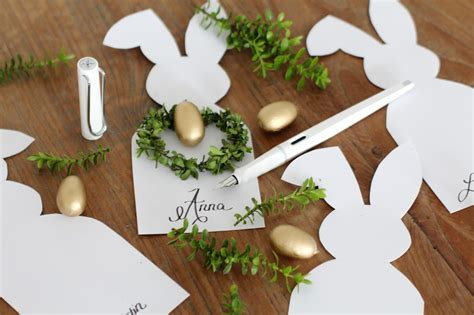 easter place card template diy easter placecards win leonie l 246 wenherz