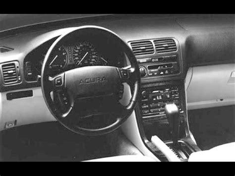 Acura Legend Problems 1995 Acura Problems Mechanic Advisor
