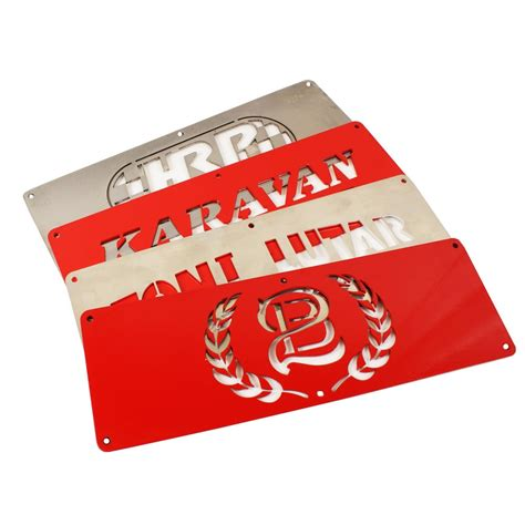 Handmade Nameplates - top 25 best handmade name plates handmade zakka by elaine