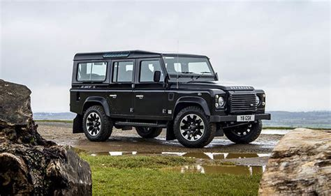 New Land Rover Defender 2018 by Land Rover Defender Works V8 2018 Review Is The New Car