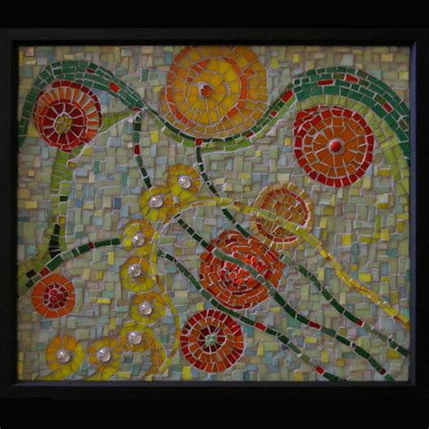 Handmade Mosaic - cherry creations handmade mosaic and fused glass jewelry