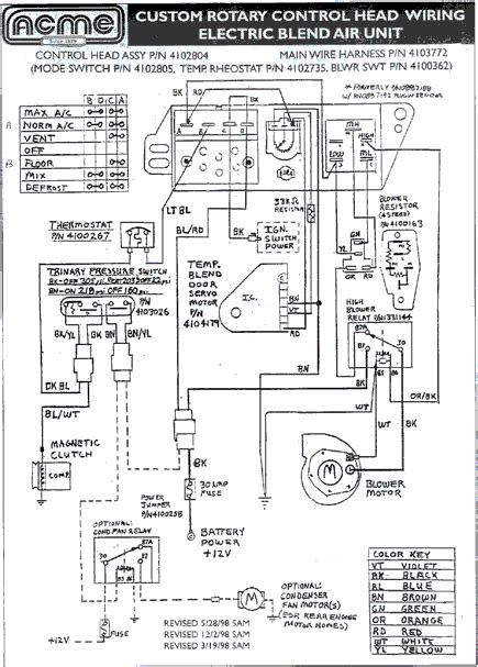 freightliner m2 blower motor wire diagram chevy blower