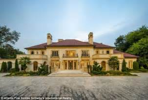 Cribs Homes by Atlanta Mansion Which Starred In Zombieland And