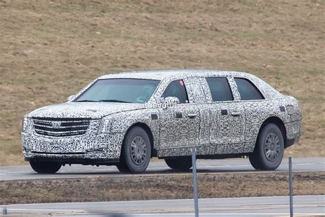 The Beast Presidential Limo by 2018 Beast 2 0 Presidential Limo Spied Looks Absolutely