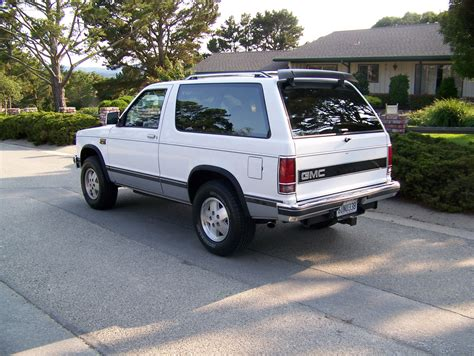 gmc jimmy 1986 gmc jimmy overview cargurus