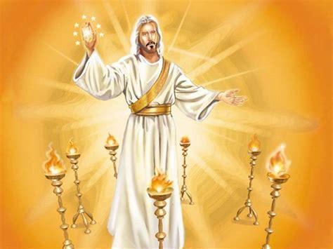 imagenes de jesucristo glorificado curso as 7 igrejas do apocalipse o recado de jesus para