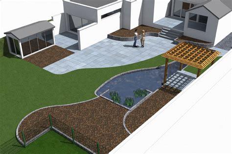 espace jardin cr 233 ation architecte paysagiste et