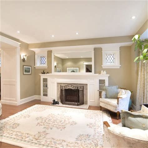 greenbrier beige living room