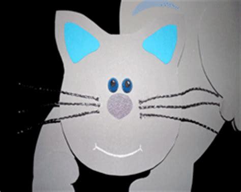 Verzichtserkl Rung Blau De Vorlage Katze Basteln Mit Wabenpapier