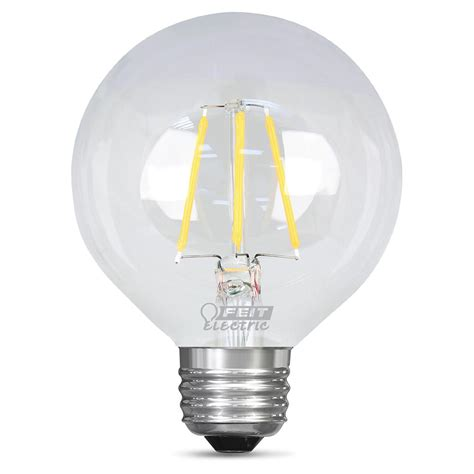 philips 25 watt incandescent a19 transparent light bulb