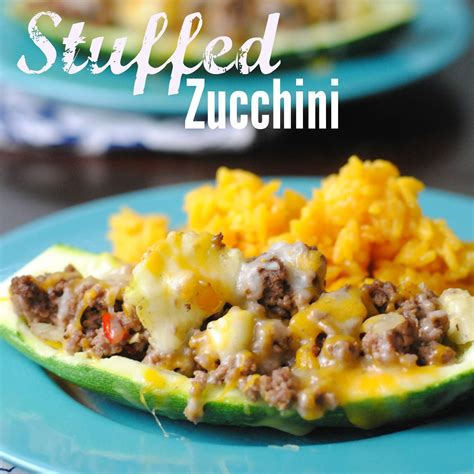 cooking time for stuffed zucchini boats stuffed zucchini recipe