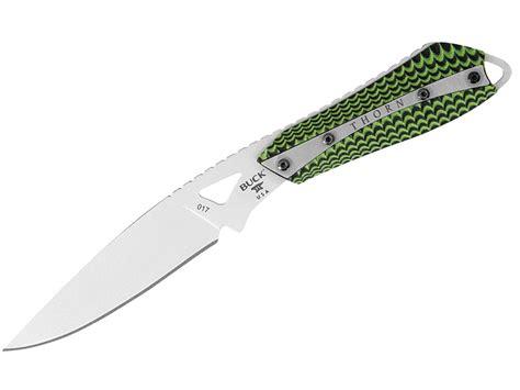 420hc steel buck 017 fixed blade knife 3 25 drop point 420hc steel blade