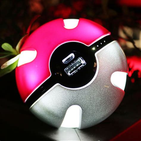 Powerbank Pokeball Go Pokeball Usb Power Bank C End 9 2 2018 10 09 Am