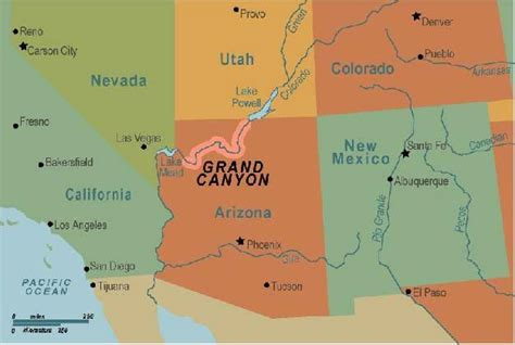 grand map us map of the grand my