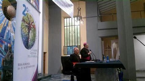 comune di sessa aurunca ufficio tributi conclusosi il convegno diocesano di sessa aurunca
