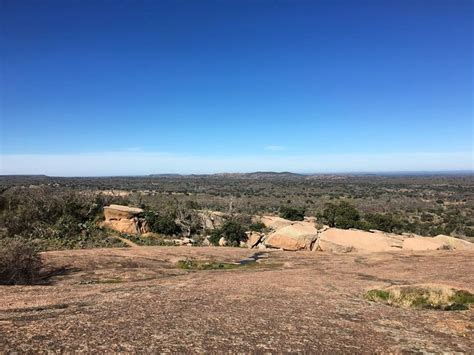 texas has some of the highest and the lowest costs of texas has some high points literally enchanted rock is