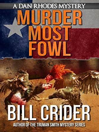 pre meditated murder a downward mystery books murder most fowl a dan mystery dan