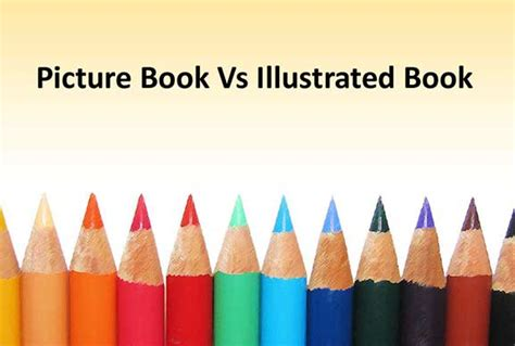 illustrated picture book picture book vs illustrated book articles resources alap