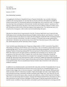 how to write a cover letter for scholarship doc 550620 scholarship application letter scholarship