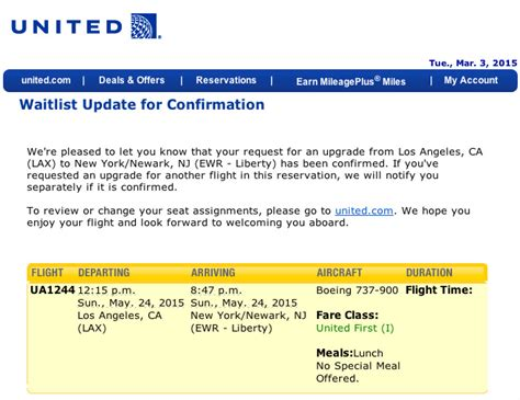 bet you didn t know waitlisting for united first or