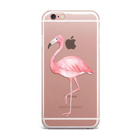 Softjell Tropic Flamingo Iphone 6 6 6s 7 7 flamingo iphone 171 kyou