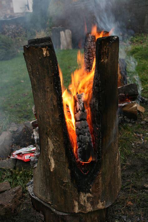 Stool Burning burnt out stool by kaspar hamacher shelby white the