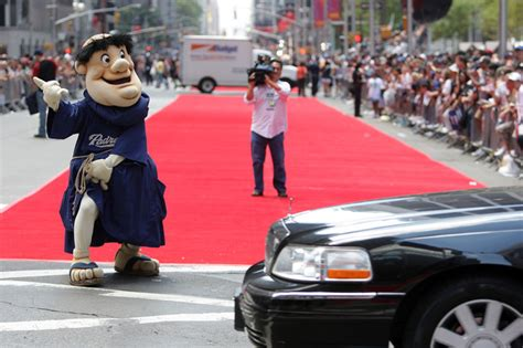 san diego padres swinging friar 11 creepiest mascots in major league baseball