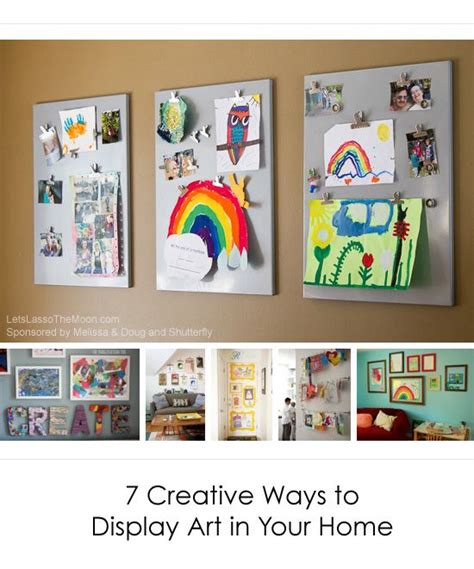 ways to display 7 creative ways to display in your home great
