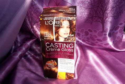creme gloss caramel delice l oreal spot 2014 is l oreal creme gloss really safe for your hair the go shopping
