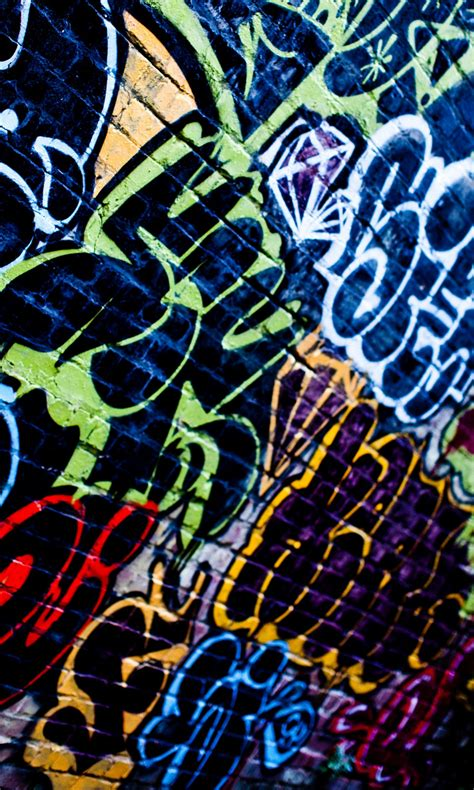 graffiti wallpaper for android phones graffiti phone wallpapers group 40