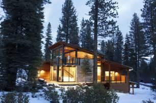 Sagemodern Houzz Tour Cozy Mountain Retreat Near Lake Tahoe