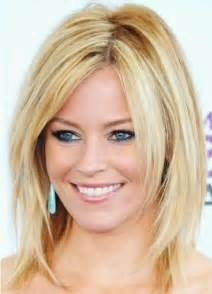 Something about shoulder length hairstyles with bangs hairjos com