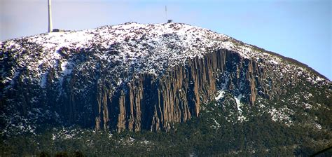 where to find snow in tasmania