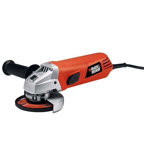 black and decker grinder black and decker g720r 100mm small angle grinder buy