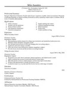 Education Cv Examples Cv Templates Livecareer