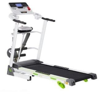 Alat Fitness Treadmill Elektrik Tm 8080 jual treadmill elektrik murah jakarta surabaya bandung