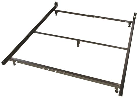low queen bed frame glideaway low profile bed frames lb34 5 leg queen low