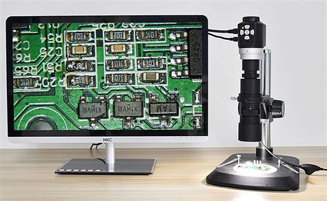 Digital Microscopy ex80 digital microscope measurement system pcb smt