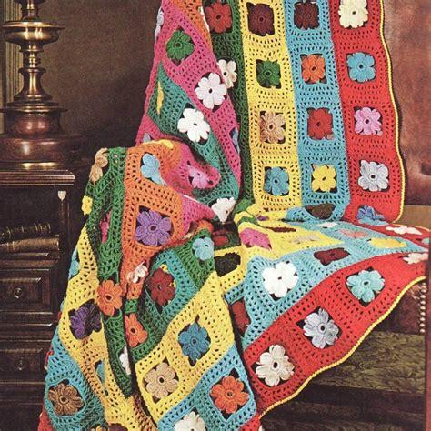 vintage afghan pattern 101 best images about vintage afghans on pinterest