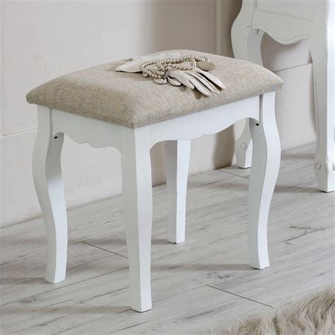 Stool As Bedside Table by Elise White Range Furniture Bundle Dressing Table Mirror Stool 2 Bedside Tables Melody